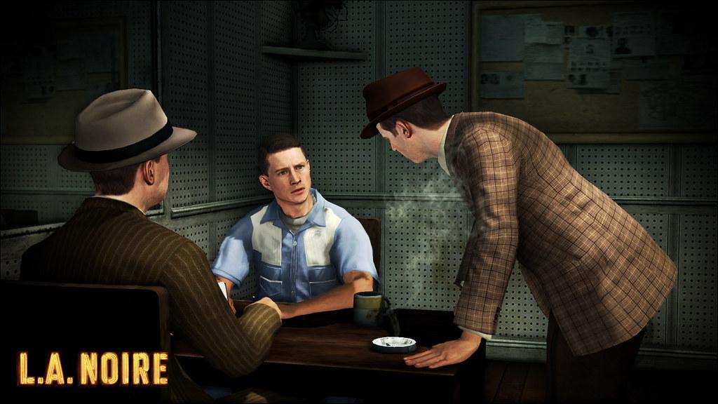 LA Noire game